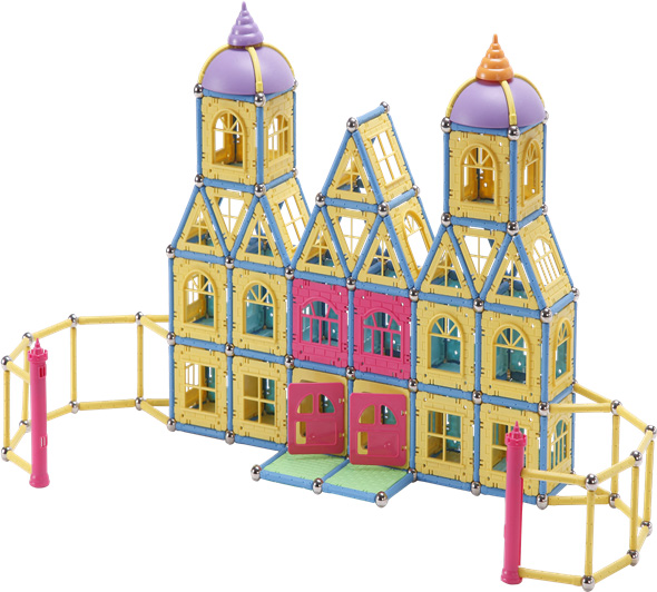 Magnetic Rod Building Toys