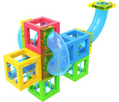 Educational Building Maze Competition Game Set