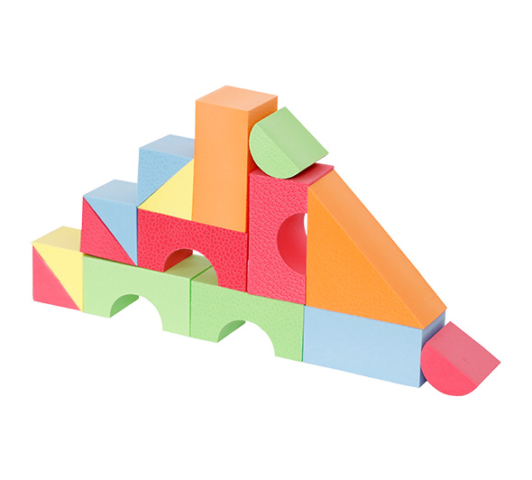 Light EVA Foam Block Gift for Kids